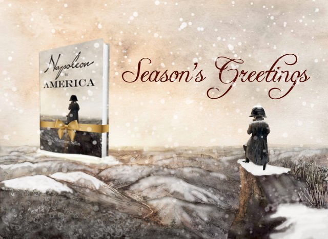 Napoleon in America, a Christmas gift idea