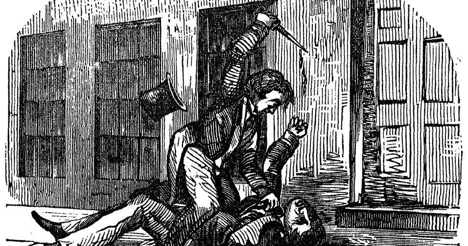 Murder in the 1820s