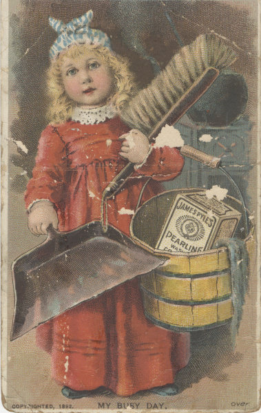 Spring Cleaning in the 19th Century