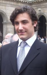 Jean-Christophe, Prince Napoléon, a descendant of Napoleon's brother Jérôme, in 2006