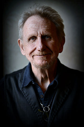 American actor René Auberjonois, a descendant of Napoleon's sister Caroline, in 2013