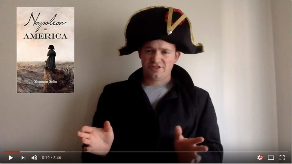 Berthold Gambrel review of Napoleon in America by Shannon Selin
