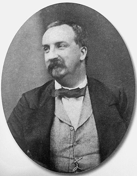 Antoine d'Orléans, Duke of Montpensier, circa 1860, age 36
