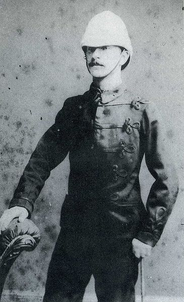 Louis-Napoléon Bonaparte in South Africa in 1879
