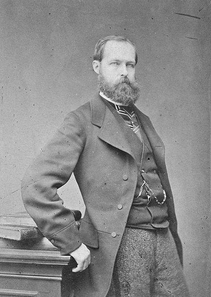 Philippe d'Orleans, Count of Paris, in the 1870s when he was in his 30s