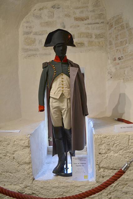 Napoleon's clothes