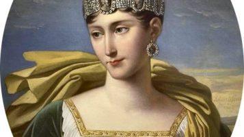Pauline Bonaparte on Elba