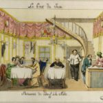 The Restaurateur: Dining in Paris in the Early 19th Century