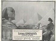 Liebig Beef Extract Napoleon ad