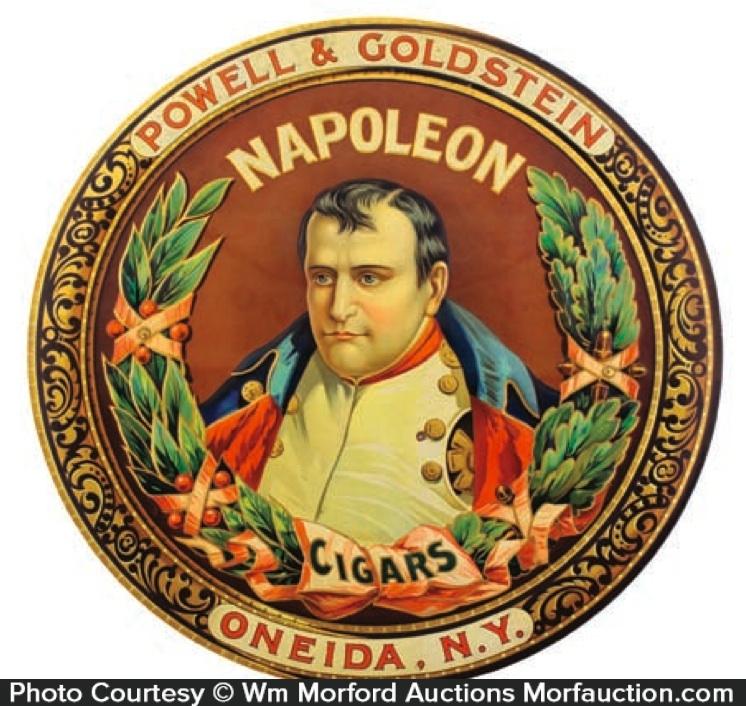 Napoleon cigar ad