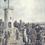 Napoleonic Telecommunications: The Chappe Semaphore Telegraph