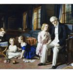 The Duke of Wellington and Children