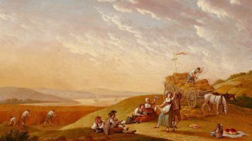 Things People Were Thankful For 200 Years Ago