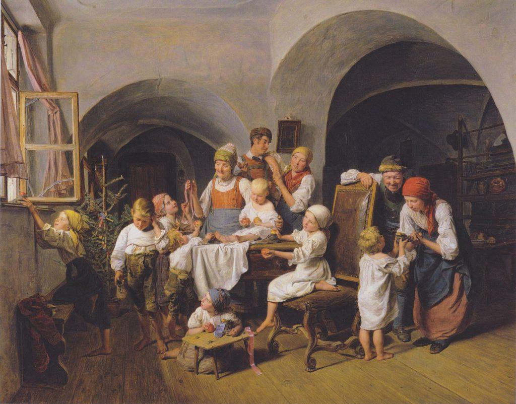 A 19th-Century Austrian Christmas