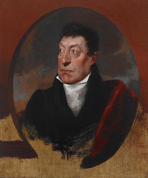 Marquis de Lafayette 1825