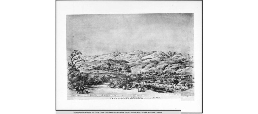 Santa Barbara 1865