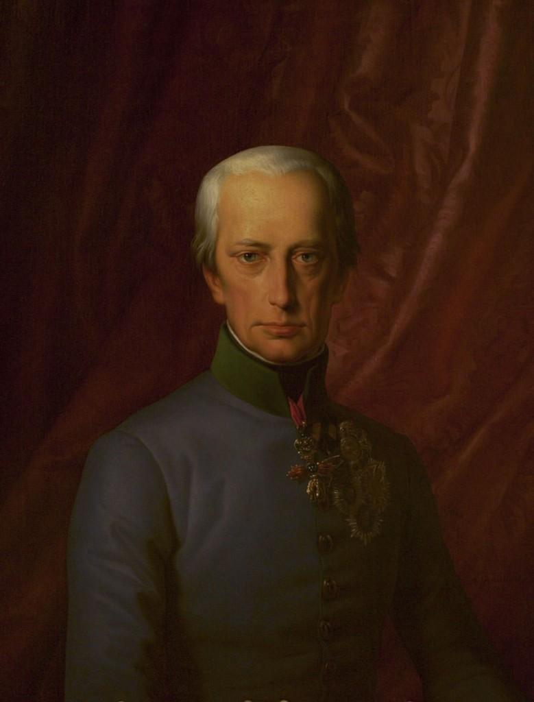 francis i of austria napoleon s father in law shannon selin