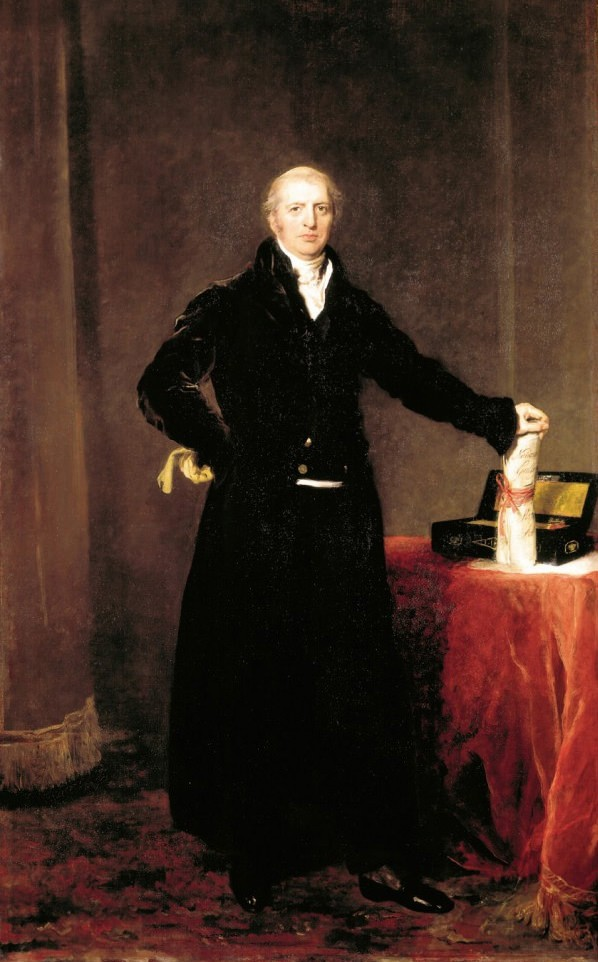 Lord Liverpool by Sir Thomas Lawrence, exhibited 1827
