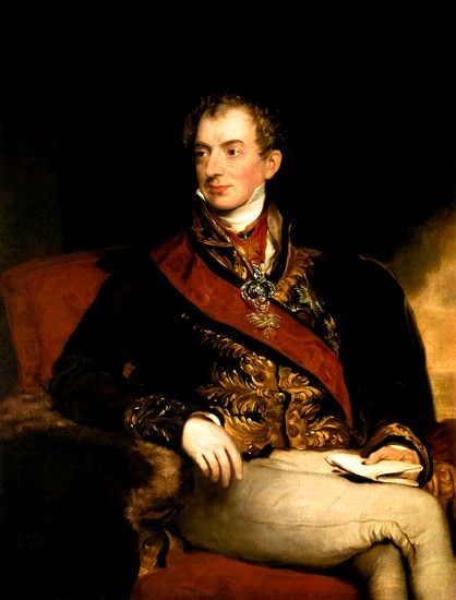 Clemens von Metternich by Thomas Lawrence, 1815