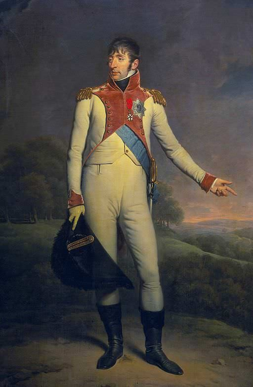 Louis Bonaparte by Charles Howard Hodges, 1809